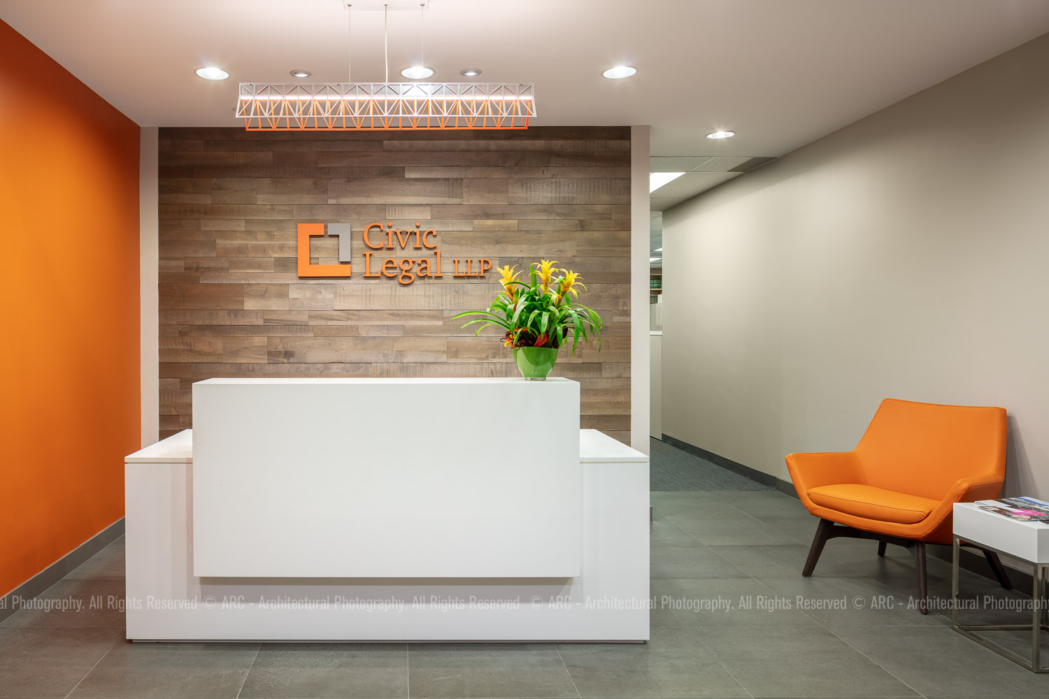 Commercial Office Space in Downtown Vancouver